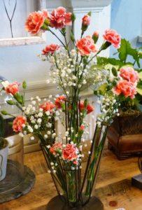 5 tube vase
